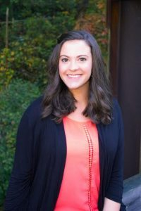 Asheville eye doctor Haley Perry, OD from Elite Eye Care on Airport Rd.