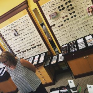 South Asheville Eye Care Optical at Elite Eye Care owned by Haley Perry